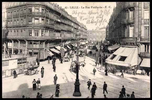 Le Cafe Jean Rue Faidherbe Lille
