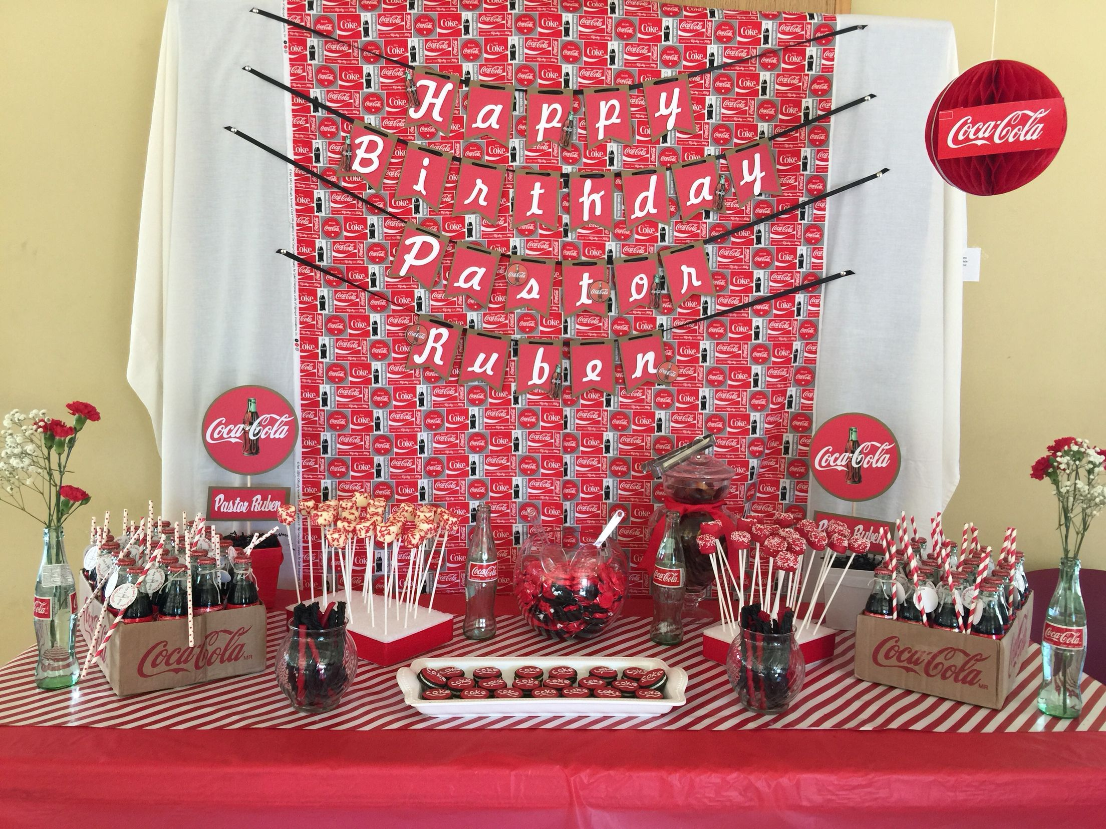 Coca Cola Bar Table Image Collections Table Decoration Ideas