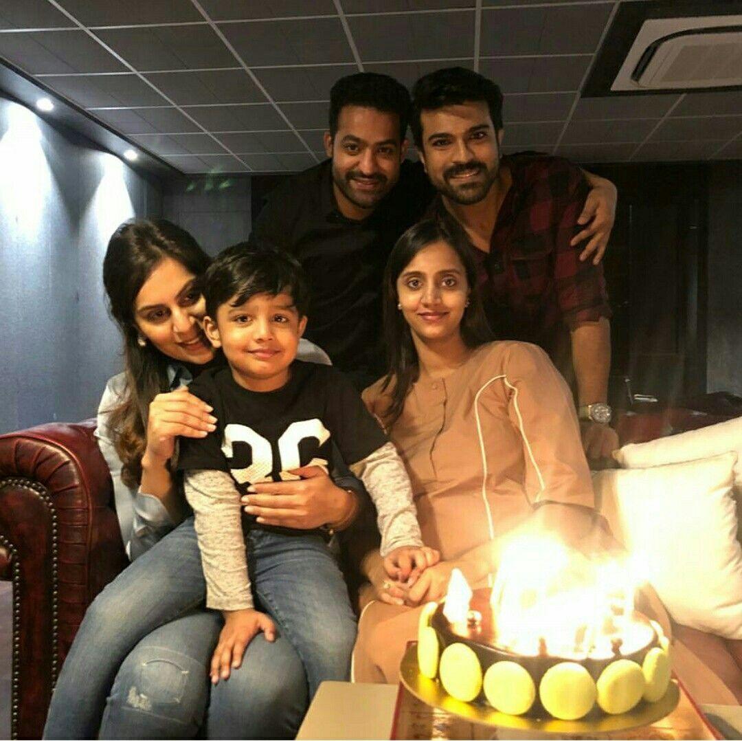 Happy Anniversary Ntr Pranathi Marriage Anniversary Celebrities Actor Photo