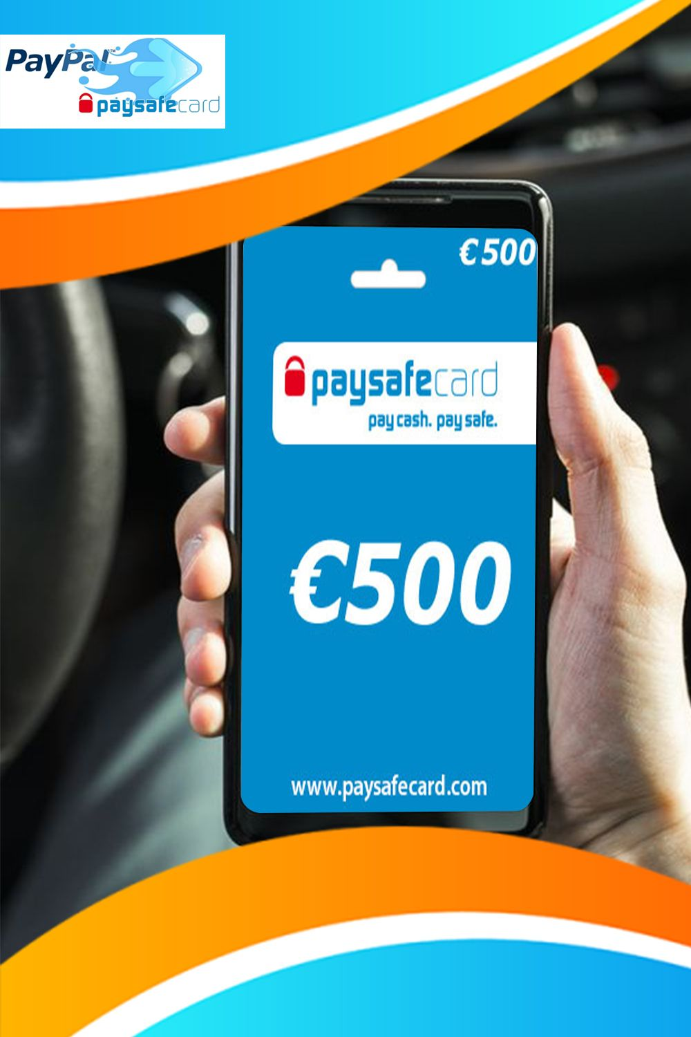 Free gift card of the paysafecard online offer in 2020