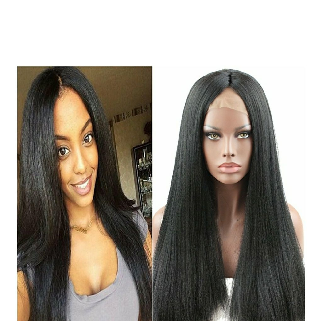 Yaki Beauty LaceFront 16 inches | Lace front wigs, Beauty ...