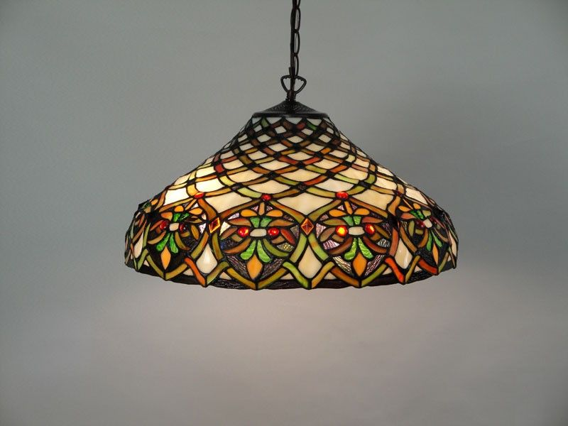 Stained Glass Hanging Lights | Improve Your Home Ambience with ...