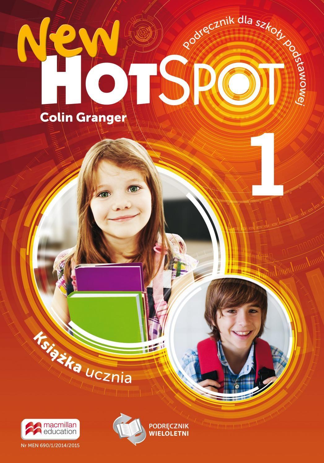 New Hot Spot 1 (podręcznik wieloletni) by Macmillan Polska Sp. z o.o. - issuu