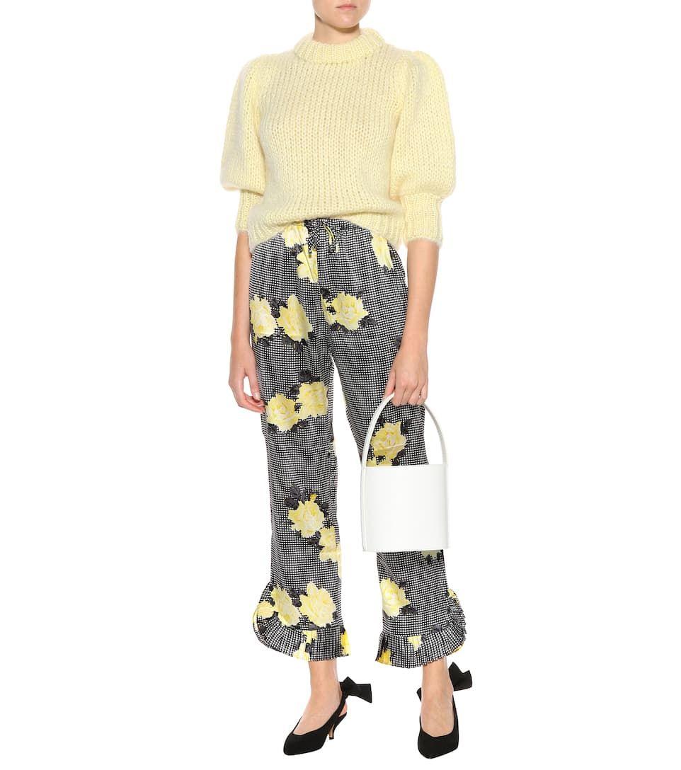 Pull En Mohair Et Laine The Julliard Fashionista Trend