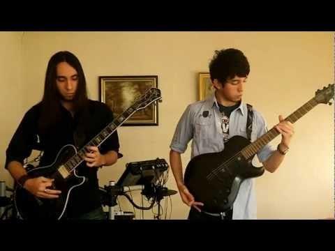 "Alter Bridge ""Blackbird"" Dual Guitar Cover"