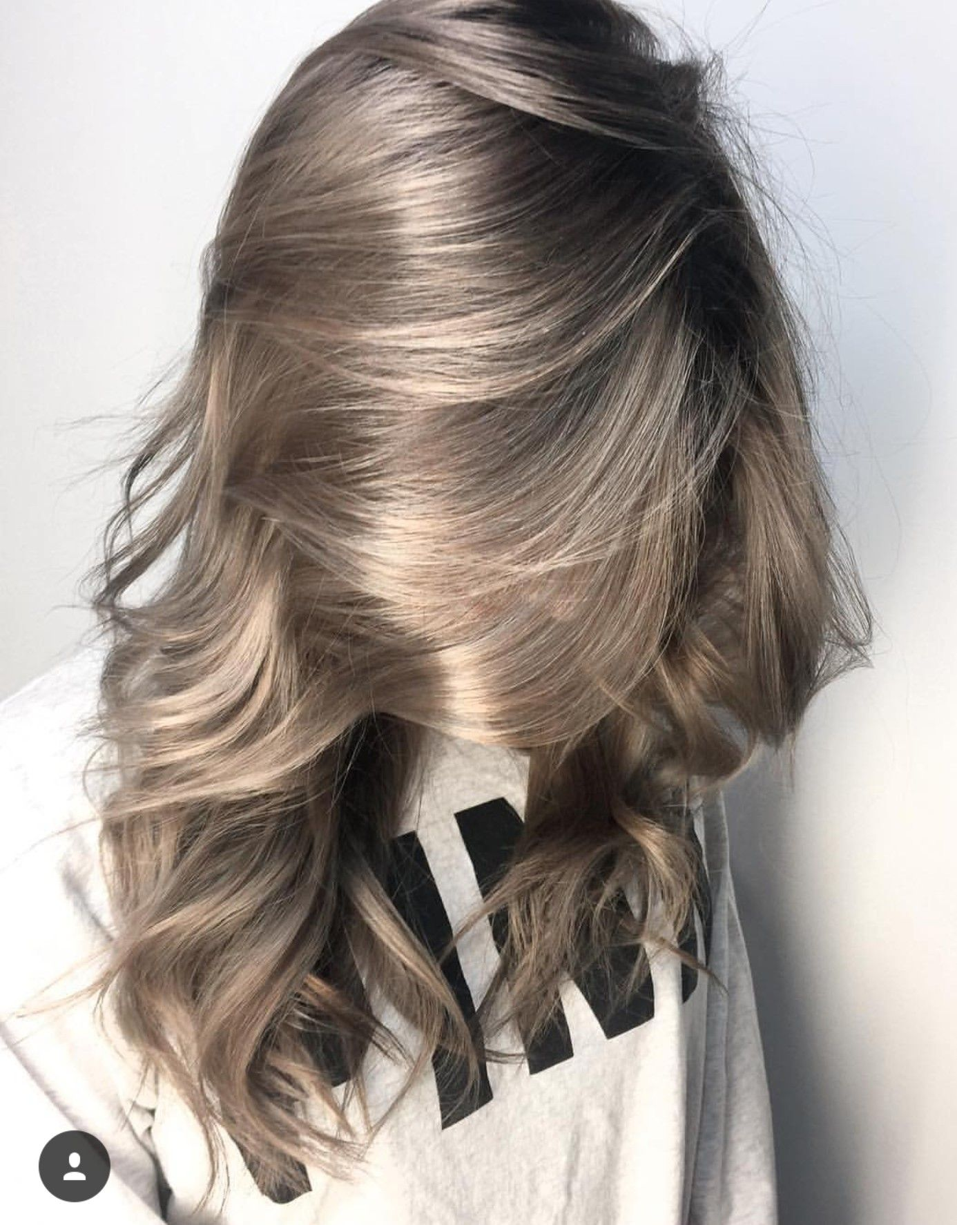 hair style and color for when the white hairs become more prominent hair 5612