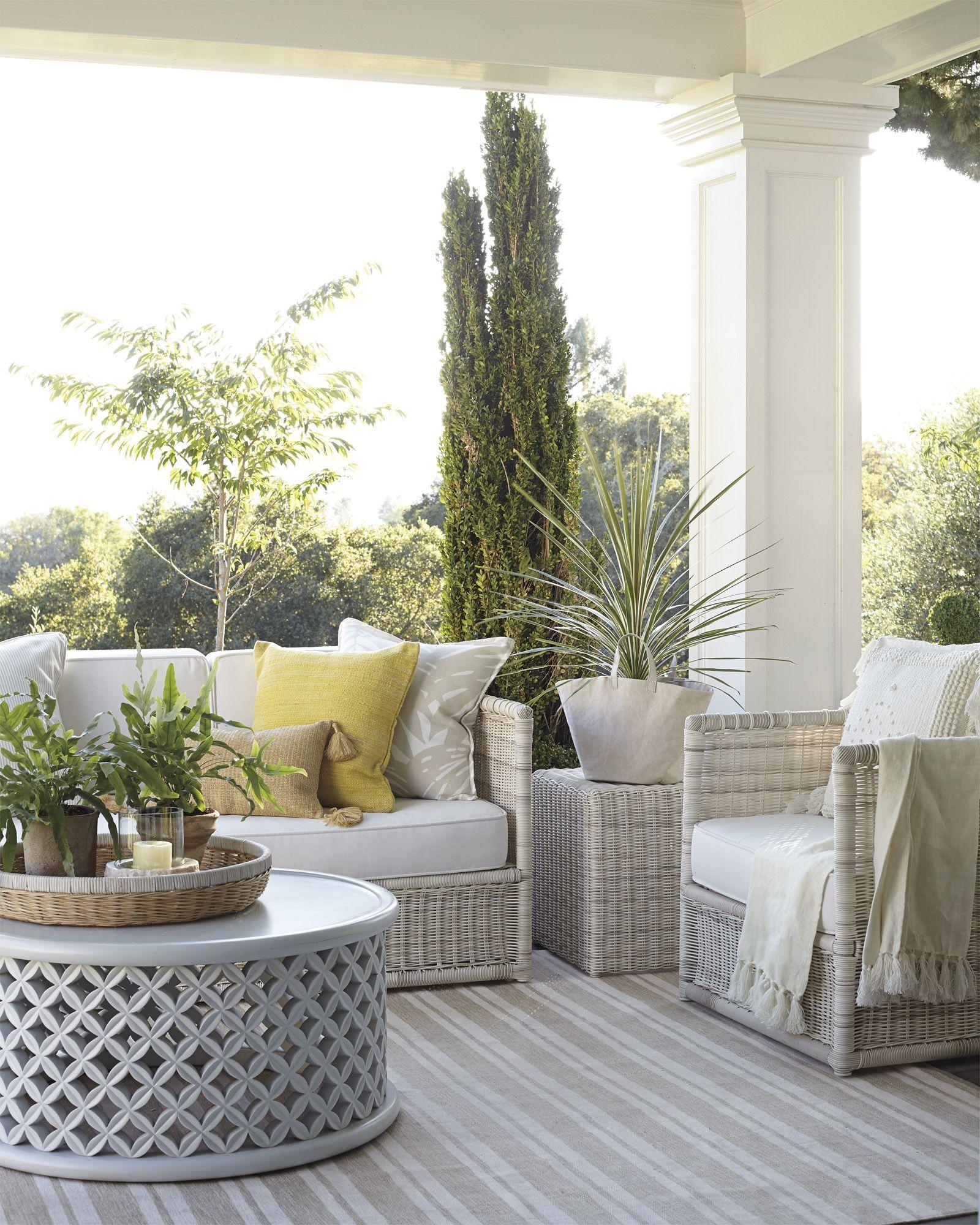 serena lily suffolk tray in 2019 sun porch outdoor living rh pinterest com
