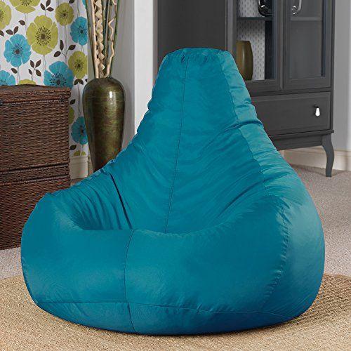 Great From 39.99 Designer Recliner Gaming Bean Bag Kingfisher Teal   Indoor U0026  Outdoor Beanbag Chair (water Resistant) By Bean Bag Bazaar | Pinterest |  Beanbag ...