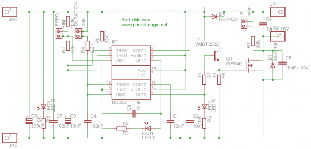 Electric Fence Diagram Electric Fence Fence Design Circuit Diagram