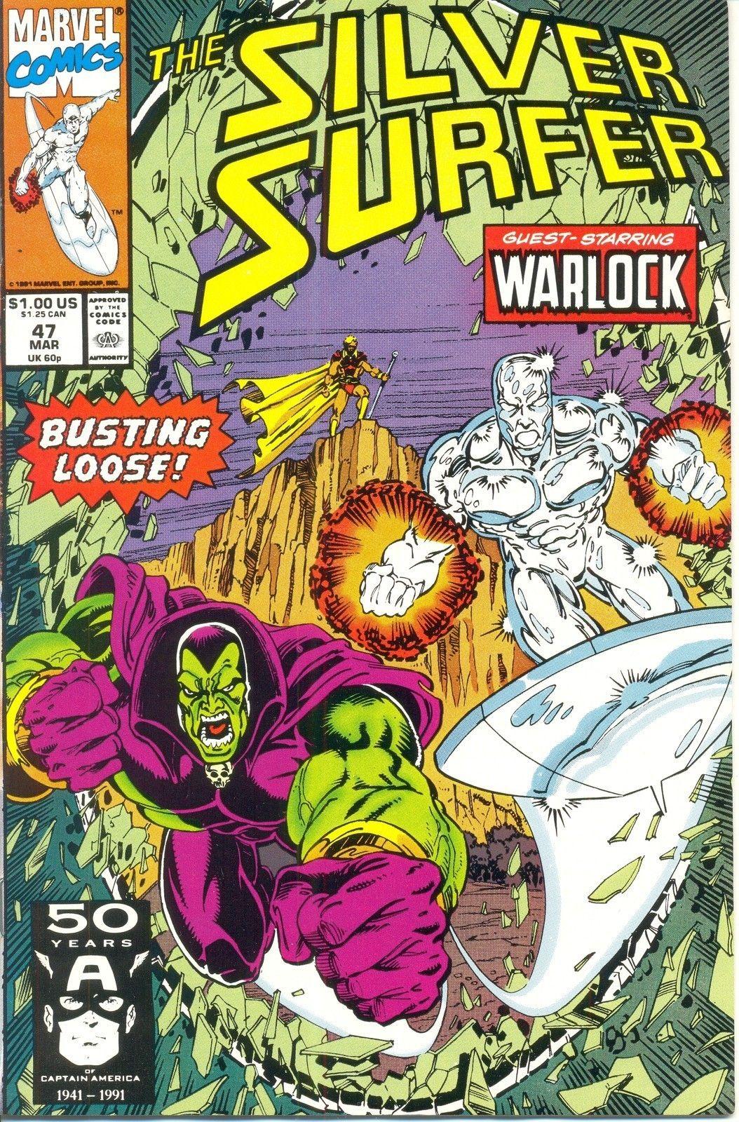 Adam Warlock Tumblr Silver surfer, Marvel comics covers