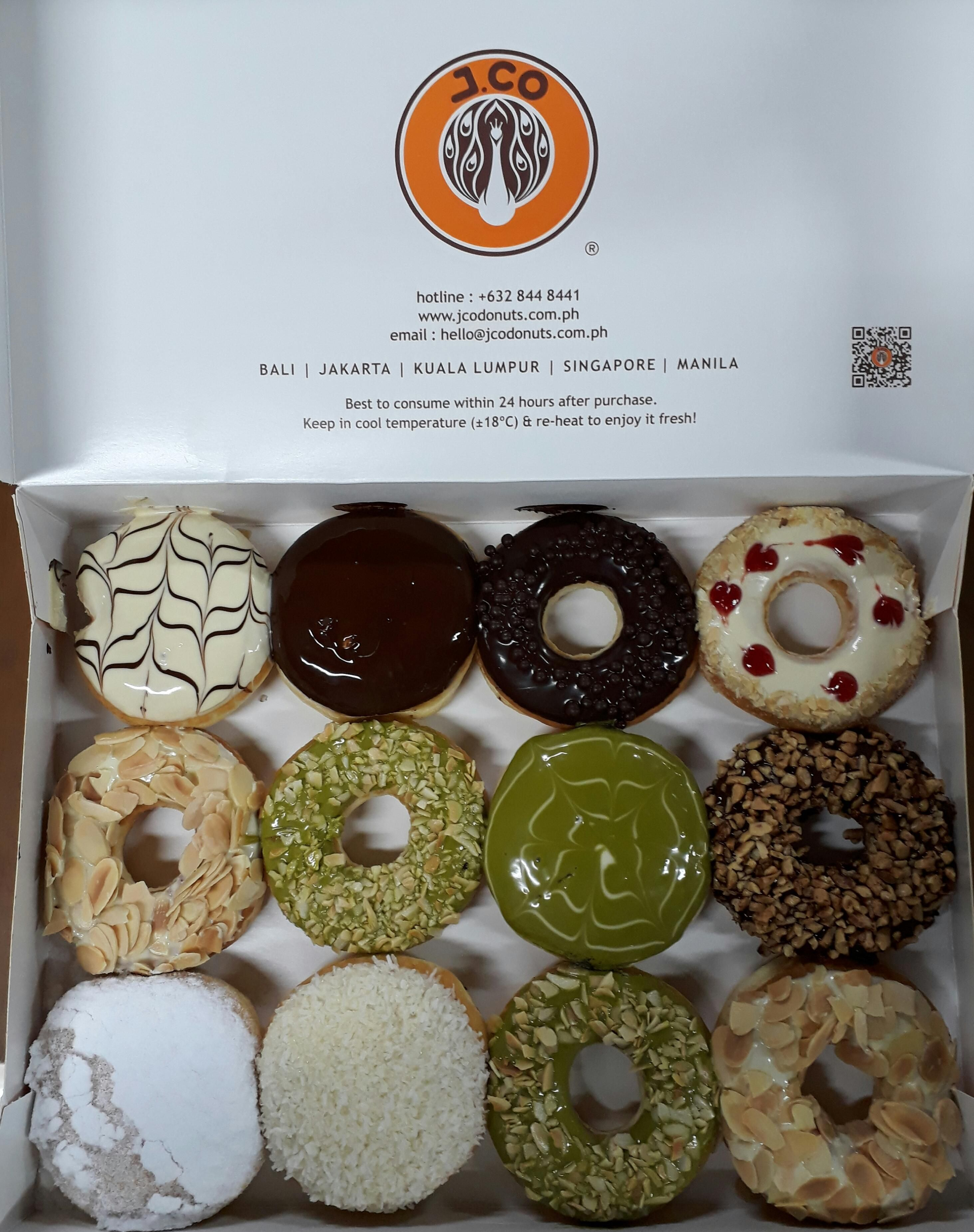 Jenis Donat Jco : jenis, donat, These, Assorted, Donuts, Visit, Moreplz.com, Recipes!, #foodporn, #food, #foodie, #tasty, #deli…, Makanan,, Makanan, Minuman