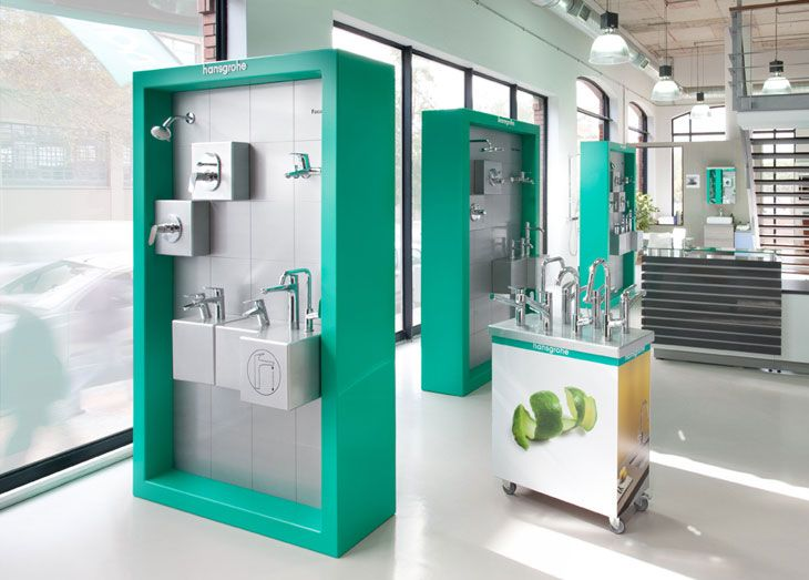 Cape Town & Johannesburg Showrooms | Hansgrohe South Africa ...