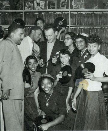 Leonard Chess And Etta James Relationship