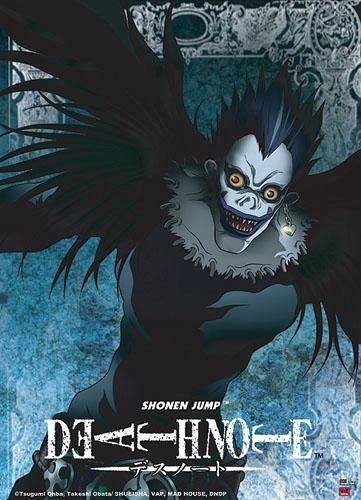 Photo of Ryuk Anime WallScroll