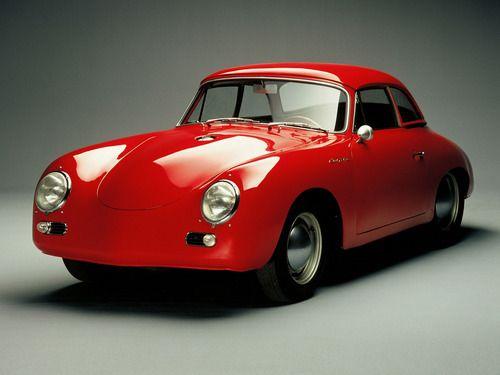 1957 Porsche 356A GS Carrera GT.