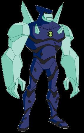 Diamond Head Ben 10 Ultimate Alien