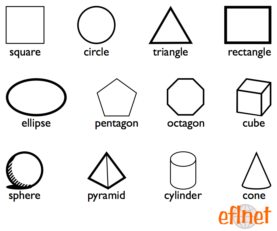 shapes worksheets eflnet efl esl vocabulary worksheets eflnet pinterest shapes. Black Bedroom Furniture Sets. Home Design Ideas