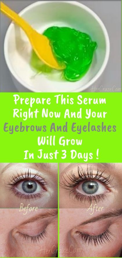 12 makeup Eyebrows how to grow