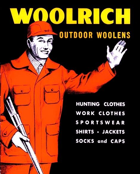 Dating Woolrich Label Guide