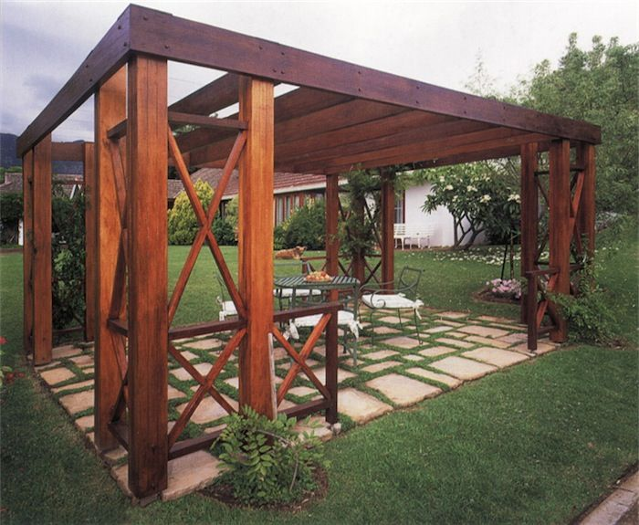 Pergola Arbor | Pergola001A s How to Build Your Own Open Air Pergola - Pergola Arbor Pergola001A S How To Build Your Own Open Air