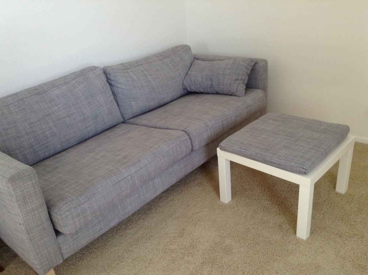 Easiest Lack Footstool Hack Ever Ikea Hackers Ikea Lack Table Lack Table Ikea Lack Side Table [ 896 x 1200 Pixel ]