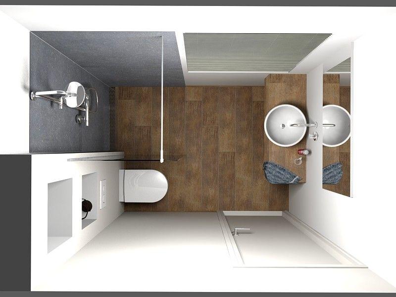 Kleine badkamer inrichten google zoeken badkamer pinterest layout kid and bathroom - Lay outs badkamer ...