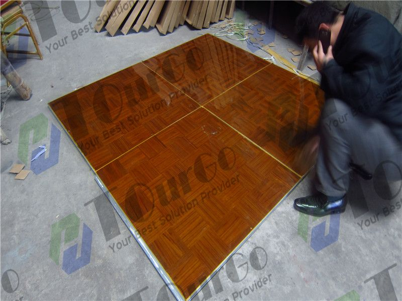 One Can Use Teak Wood For Flooring If Your House Is In An Area Which