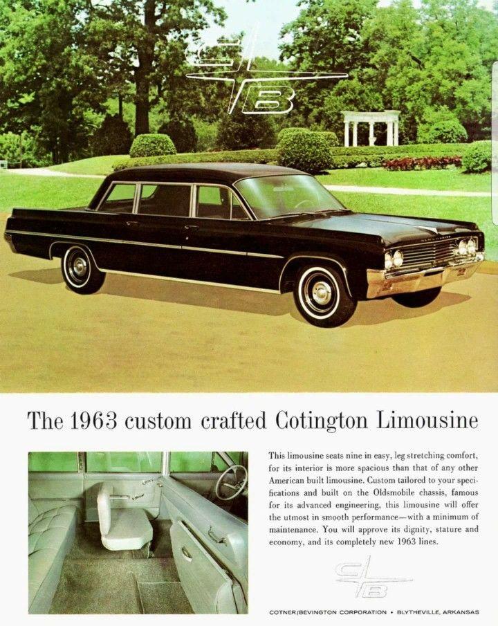 1963 Cotington Limousine - Arkansas | Cool Rides
