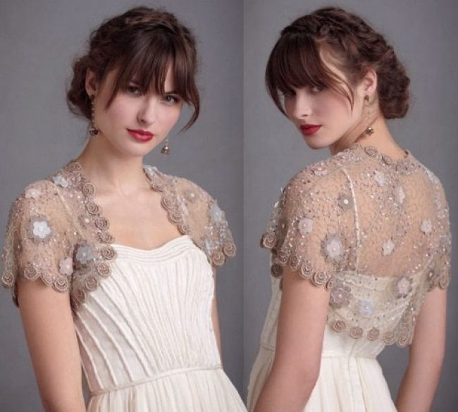 tendencias para vestidos de novia image