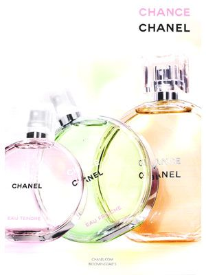 Chance Hair Mist Chanel for women