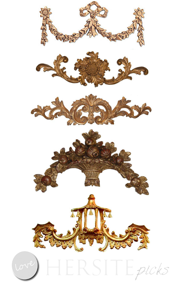 Affordable French Furniture Appliques Furniture Appliques