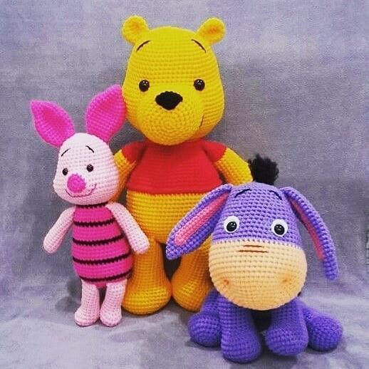 Show Amigurumis - knitting.ars.life #knitting #pattern #örgü #crochet #amigurumimodelleri
