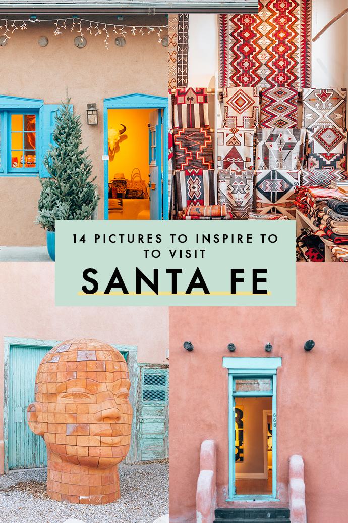 THAT SANTA FE CHARM -   19 holiday Destinations usa ideas