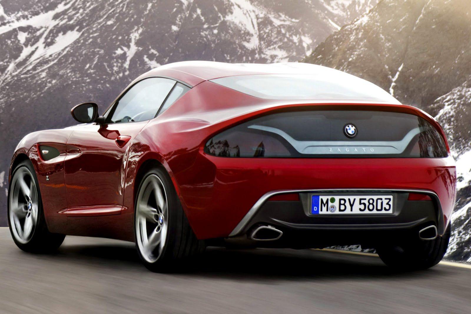 BMW Z4 Zagato Coupe Concept