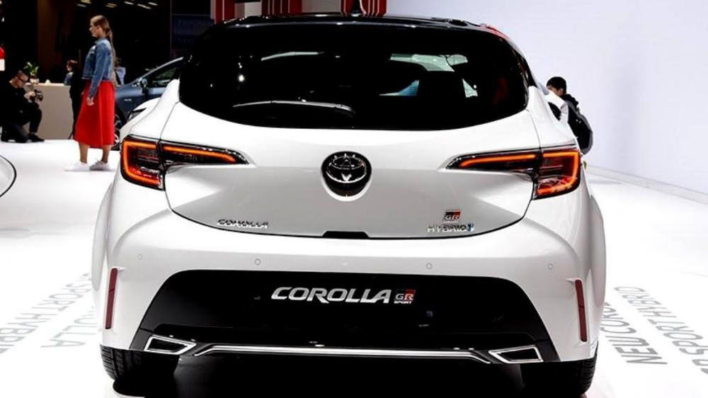 2020 Toyota Corolla Gr Sport Toyota Corolla Hatchback Toyota