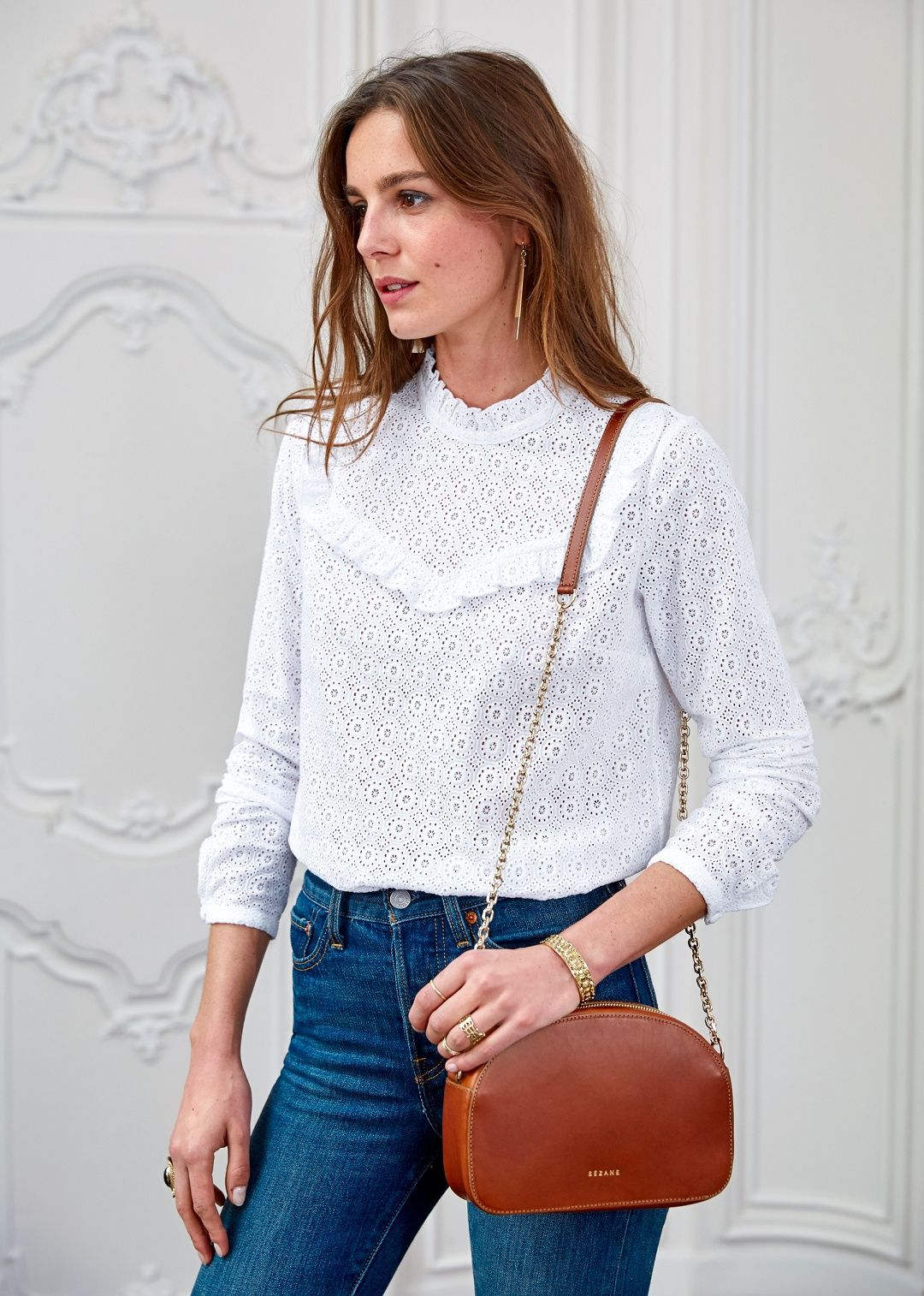 784a67c03bef28 French brand Sezane launched their winter collection online an hour ago and  several pieces have already sold out. In true Parisian fashion, the designs  are ...