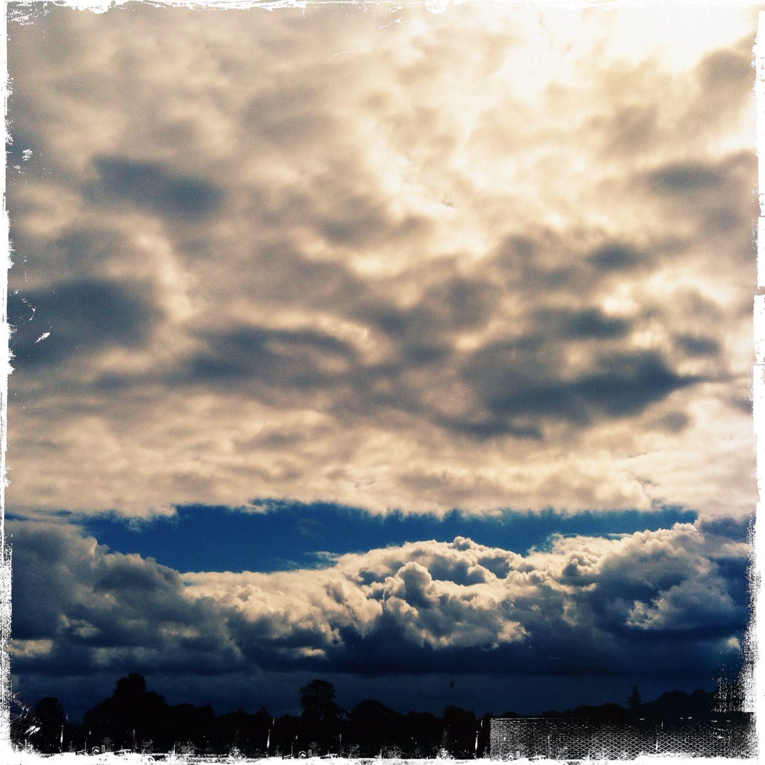 Cloudscape…