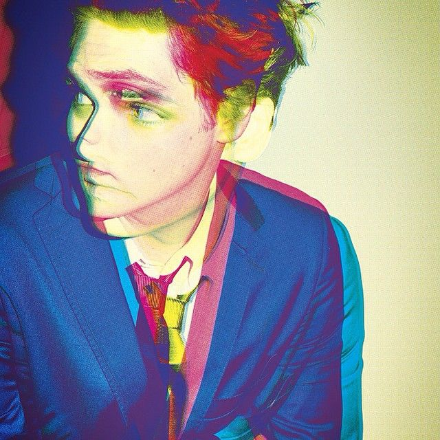 Tickets on sale now for Gerard Way on October 12.