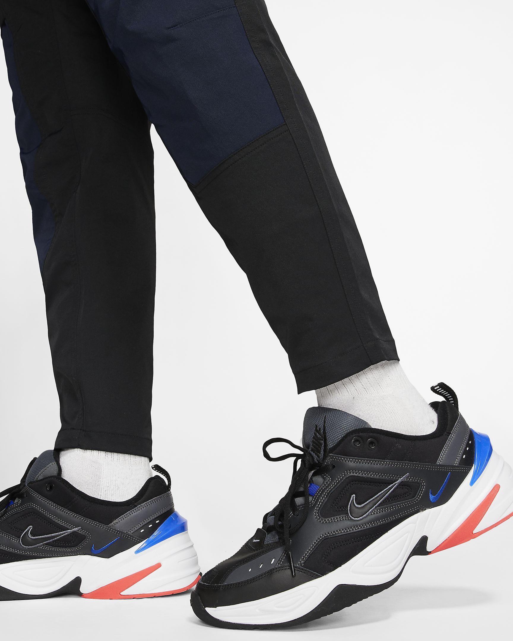 Męskie spodnie z tkaniny Nike Sportswear Tech Pack. Nike