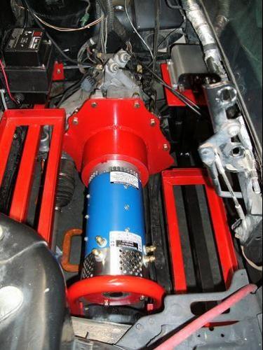 Electric Car Conversion Kit Motor Automobile Motors