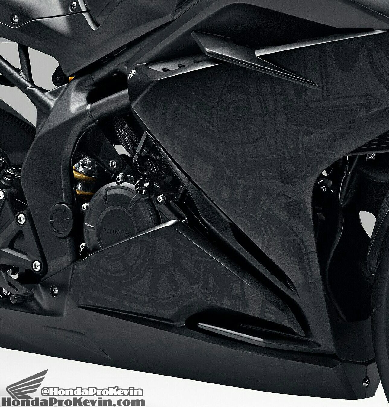 Check Out The Lights Over The: 2016 Honda Light Weight Super Sports Concept Motorcycle