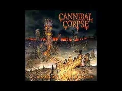 """NEW!"" CANNIBAL CORPSE IS TOO FUCKIN' SICCCCCK!"
