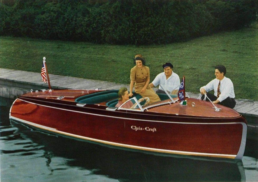 Boat nirvana.