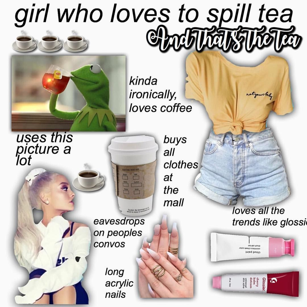 Just A Random Starter Pack Lol 🐸 Did You Know This 🍵 Is