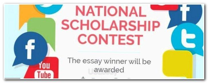 free sample scholarship essays