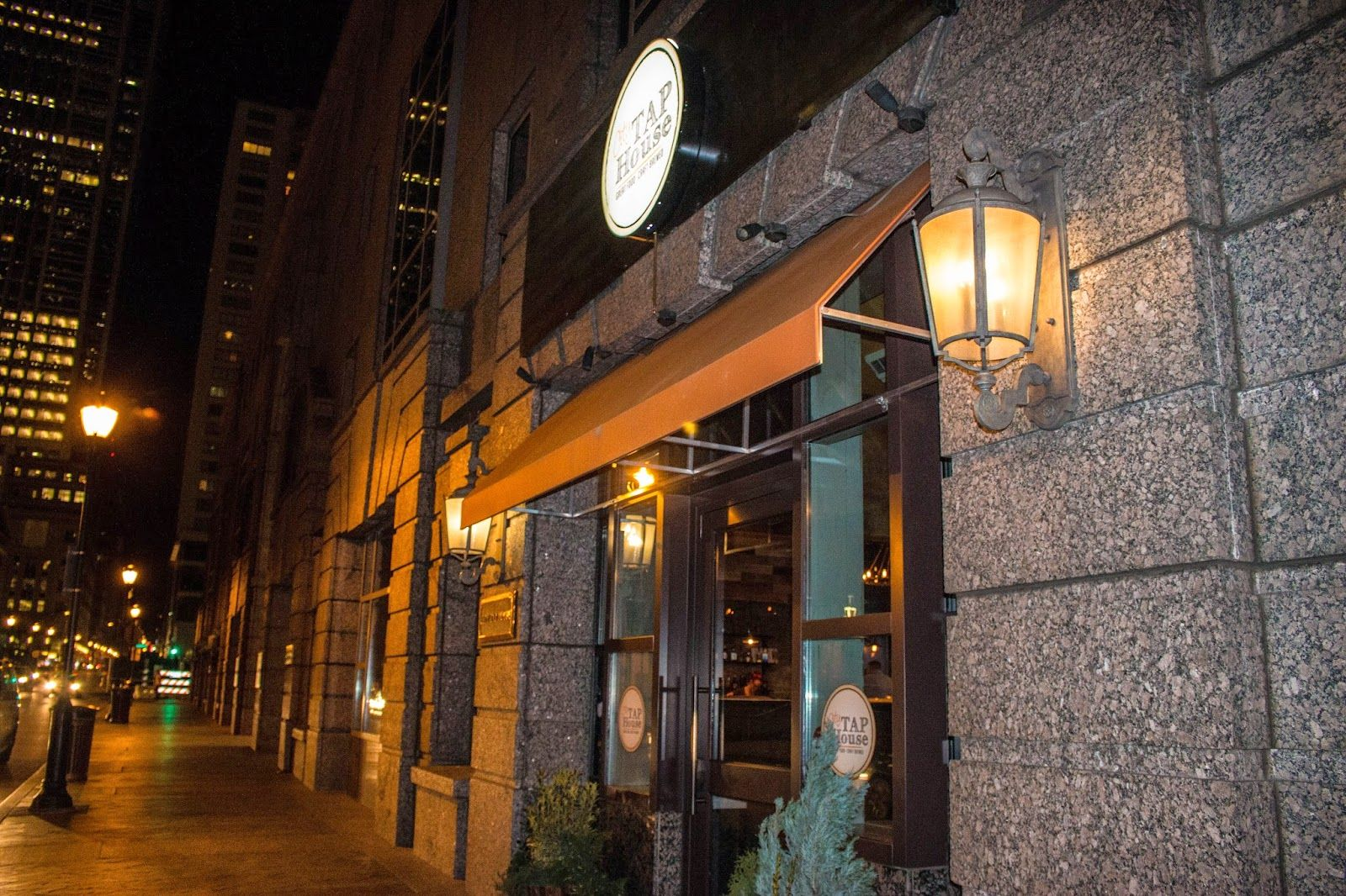 City Tap House Logan Square Review Logan square, City