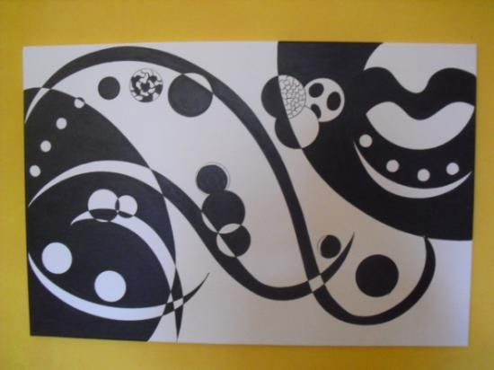 Pin On Contrastes Blanco Y Negro Color