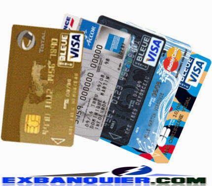 Les Catres Bancaires Definition Et Types Carte Bancaire Cartes