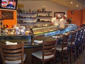 Sushi Park West Hollywood Best Sushi Restaurant Sushi