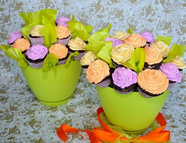 Cupcake bouquet creative cupcakes cupcake bouquet